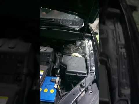 Хендай Santafe 2011год замена заводских сигналов без снятия бампера!