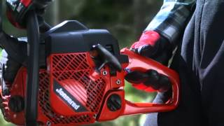 getlinkyoutube.com-Jonsered Chainsaw Safety