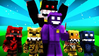 getlinkyoutube.com-FNAF World - HIDE N SEEK! (Minecraft Roleplay) Night 21