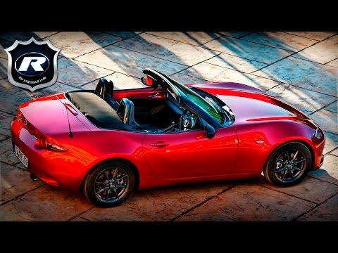 7 технических фактов о новой Mazda MX 5 ND