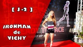 getlinkyoutube.com-Ironman de Vichy 2015 - J-2 (Vlog)