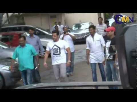 Salman Khan Wishes Eid Mubarak To His Fans