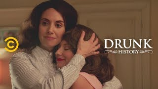 Edie Windsor's Long, Hard Fight For Marriage Equality (feat. Alison Brie)   Drunk History