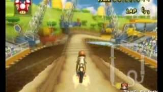 getlinkyoutube.com-Mario Kart Wii - Shortcuts for Every Course