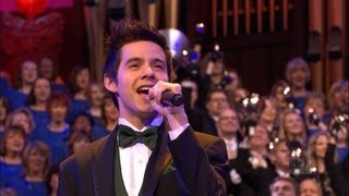 getlinkyoutube.com-David Archuleta and the Mormon Tabernacle Choir - A Wondrous Christmas