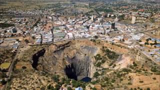 Wake Up! NWO Haarp Creating Perfectly Shaped Sinkholes Around The Globe