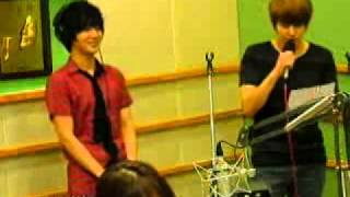 getlinkyoutube.com-[+MP3] 110819 Yesung & Kyuhyun: It Has To Be You @ Ok Juhyun's Music Station Radio