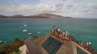 getlinkyoutube.com-Nick Jacobsen Kiteboards Off Richard Branson's Island