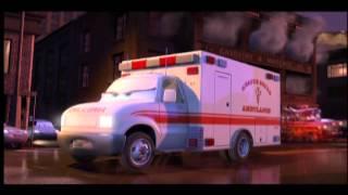 getlinkyoutube.com-Cars Toon: Esquadrão de Resgate do Mate