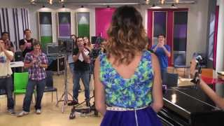 "getlinkyoutube.com-Violetta 2:Le ragazze cantano ""Codigo amistad"" (Ep.60) HD"