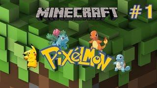 getlinkyoutube.com-[Minecraft Pixelmon] ผจญภัยโลกโปเกม่อน Part 1 #เริ่มต้นการผจญภัย