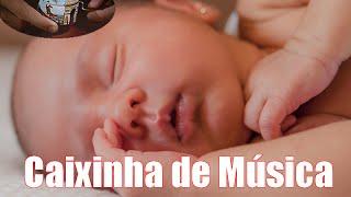 INCRÍVEL!!! Caixinha de Música para relaxar bebês
