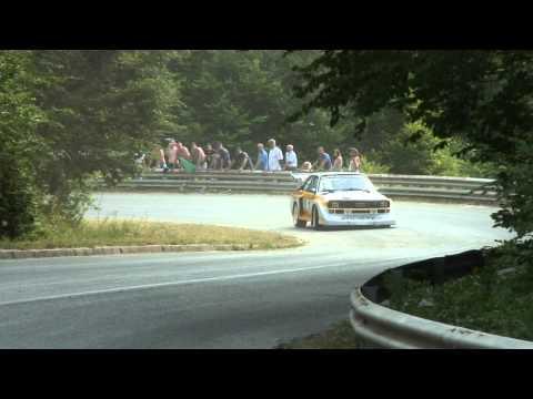 Prospeed Audi S1 - Kyustendil Hillclimb 2012
