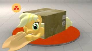 getlinkyoutube.com-[SFM Ponies] Blue Team sliding into a box