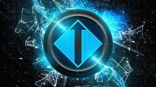 getlinkyoutube.com-Blue Aura Logo - Inspired by Stratzeh | Photoshop Tutorial
