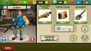 getlinkyoutube.com-BLITZ BRIGADE REVIEW DE LA NUEVA ACTUALIZACIÓN ARMAS Y MAS Gameplay HD