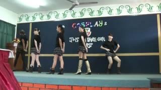 getlinkyoutube.com-Girl's Generation Oh! Dance cover