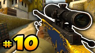 """getlinkyoutube.com-COMPETITIVE MATCH! #10 """"RANK UP...?"""" w/ TBNRfrags & Woofless! (Counter Strike CS:GO Ranked)"""