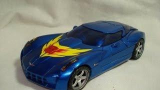 getlinkyoutube.com-transformers revenge of the fallen TRACKS  custom figure review by hunter knight customs