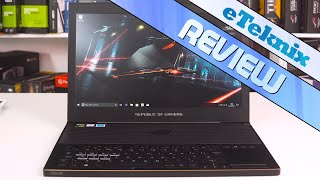 The Most Powerful Laptop In The World?!? - Asus Zephyrus (GX501) Review