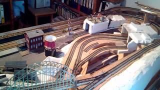 getlinkyoutube.com-Meine Modellbahn Teil 11 ; Gleisplan Rückmeldegleise