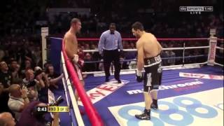 getlinkyoutube.com-Carl Froch vs Lucian Bute  ( HD Highlights )