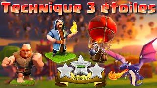 getlinkyoutube.com-Faire 3 étoiles sur Tous les HDV 7 / HDV 8 en GDC   Attaque en LIVE   Clash of Clans