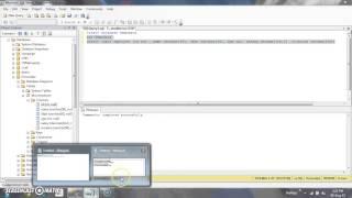 getlinkyoutube.com-How to Create database,table,insert,update,delete in Sql server 2008 R2