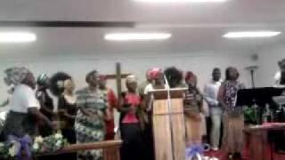 Enyi ndugu zangu,upendo choir  from pittsburg,pa