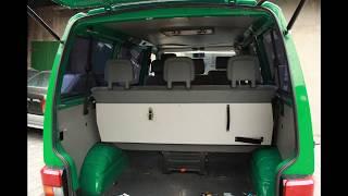 getlinkyoutube.com-Umbau Tuning VW T4 Polizei M.S