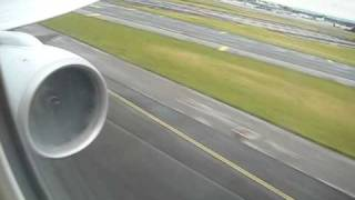 getlinkyoutube.com-AA Boeing 777 Takeoff  FULL POWER Take Off INTENSE