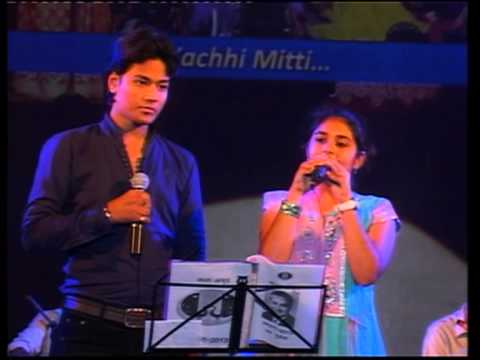 Ek Raat Mein Do Do Chand Khile - Gaurav and Kunika - Kala Ankur Ajmer