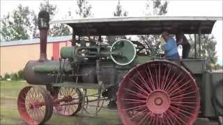 1914 Case 80hp Out For A Drive