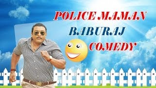 getlinkyoutube.com-Police Maman Malayalam movie | Full Comedy | Baburaj | Indranse | Sunitha Verma