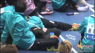 getlinkyoutube.com-[Fancam] 120108 Dooseob Fancam Collection #4 @ Idol Star Athletics Championship