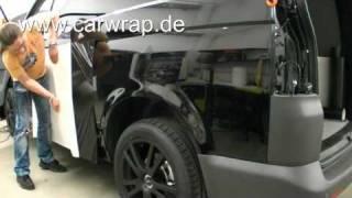 getlinkyoutube.com-VW T5 Carbon Car-Wrap
