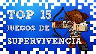 getlinkyoutube.com-Top 15 Juegos de Supervivencia (Survival) para PC 2014 │SextaGaming