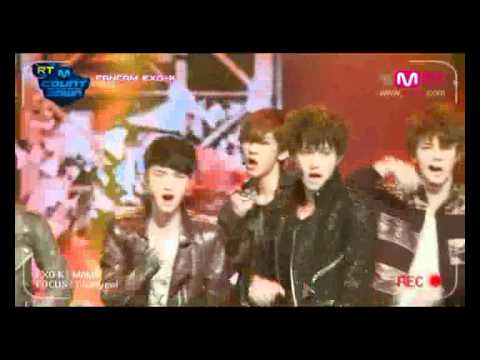 [Thai Sub] 120425 EXO-K MCountdown - Rising Rookie