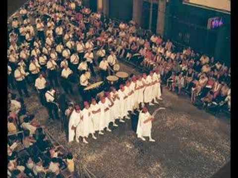 Moros y Cristianos - Ontinyent - Valencia