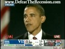 President Elect Barack Obama Victory Speech &quot;Full Version