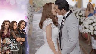 getlinkyoutube.com-Escena final: Ana Laura y Ramiro se casan | Gran final de Tres veces Ana - Televisa