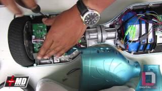 getlinkyoutube.com-Smart Balance board wheel replacement