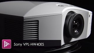 getlinkyoutube.com-Sony VPL HW40ES SXRD 3D Projector Review