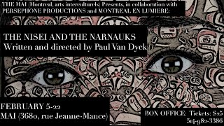 CUTV Interview Paul Van Dyck about his latest project The Nisei and the Narnauks