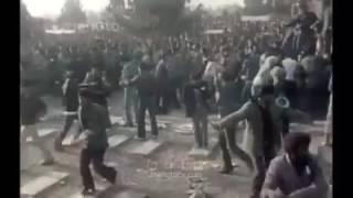 انقلاب 57 و قمه کشان اسلامی در بهشت زهرا