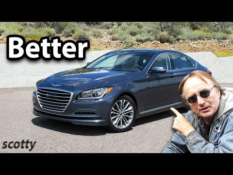 Here's Why the New Hyundai Genesis is Better Than a BMW