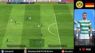 getlinkyoutube.com-125 I Love FO3   S  Kehl WC06 Review   Đánh Giá Sebastian Kehl WC 06 Fifa Online 3   YouTube