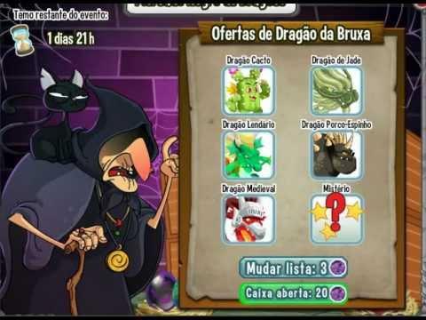 Nãaaaaaaaaaaaooooo | Dragon City|mercado Negro De Dragões Da Bruxa