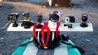 getlinkyoutube.com-Action Cam Battle Spring 2014: The Six Best