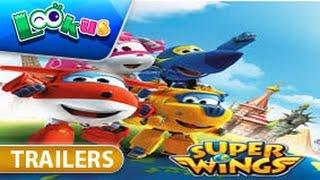 getlinkyoutube.com-【Official】Super Wings _ Trailer 02